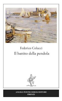 Il battito della pendola è protagonista dell'incontro letterario con Federico Colucci