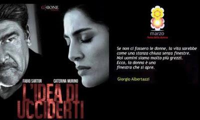 Il Teatro Ghione promuove la Festa della Donna con L'idea di ucciderti, piéce emblematica sull'argomento