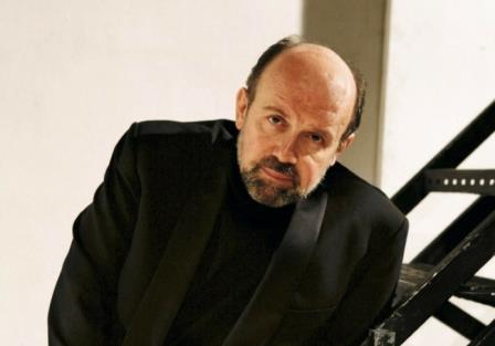 Elio de Capitani voce recitante in Apokalypsis all'Auditorium  Parco della Musica in Roma