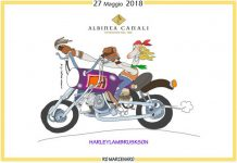 Ro Marcenaro La Moto e la via Emilia: connubio Di. Vino