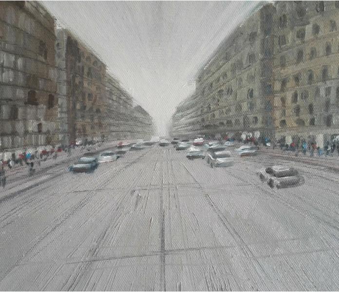 Franco Migliaccio, Visione urbana