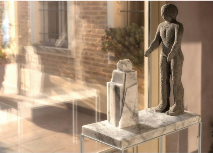 Graziano Pompili scultura