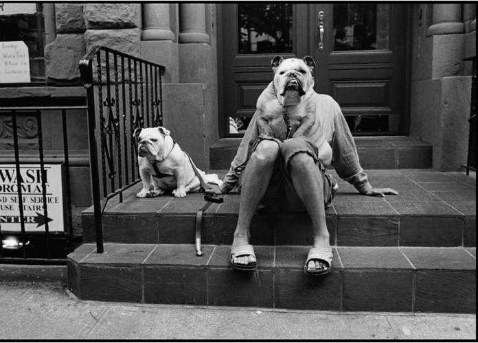 New York City, USA, 2000 © Elliot Erwitt Magnum Photos