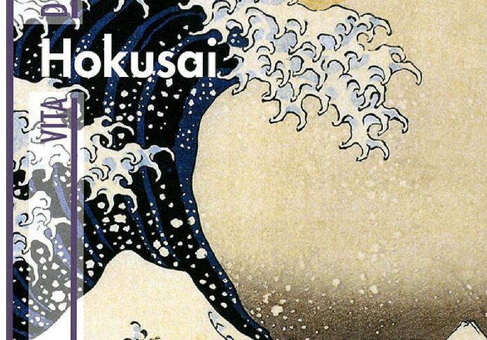 Una pubblicazione dedicata al maestro Hokusai