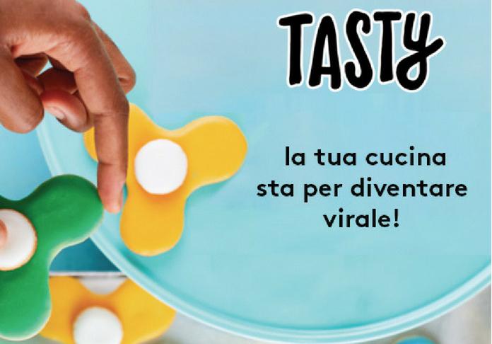 tasty la tua cucina sta per diventare virale
