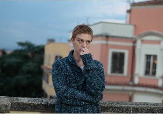 La notte prima Antonia Liskova