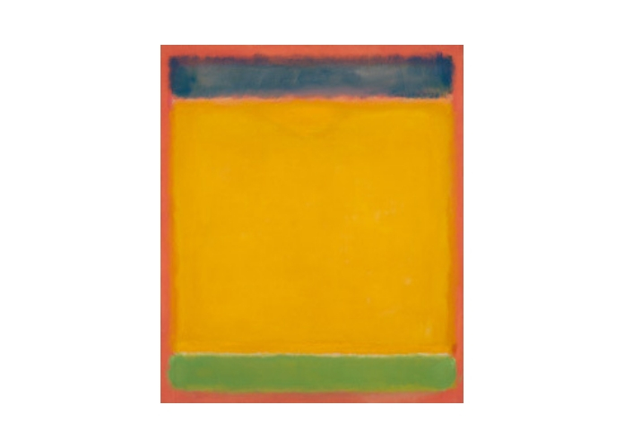 Mark Rothko (1903-1970) Untitled (Blue, Yellow, Green on Red), 1954 Oil on canvas, 197,5x166,4 cm Whitney Museum of American Art, New York; gift of The American Contemporary Art Foundation, Inc., Leonard A. Lauder, President 2002.261 © 1998 Kate Rothko Prizel & Christopher Rothko / ARS, New York by SIAE 2018