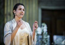 """Sara Pallini """"per Giulia"""" al Teatro di Documenti"""