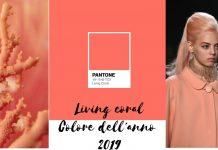 Incursione fashion nei saldi Colore dell'anno 2019