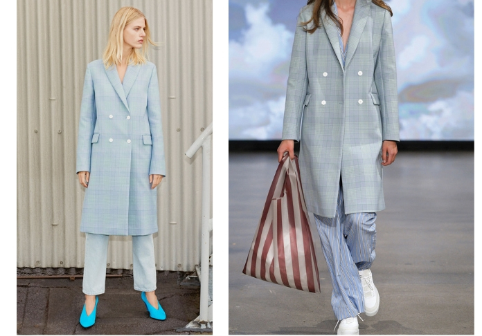 moda scandinava outfit by Samsoe & Samsoe