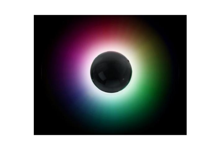 David Lascaris Invisibilia sfera nera