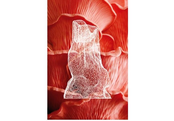 Progetto La Ceramica Parallela, rendering 3D, 2019. Courtesy ISIA Design & Comunicazione, Faenza