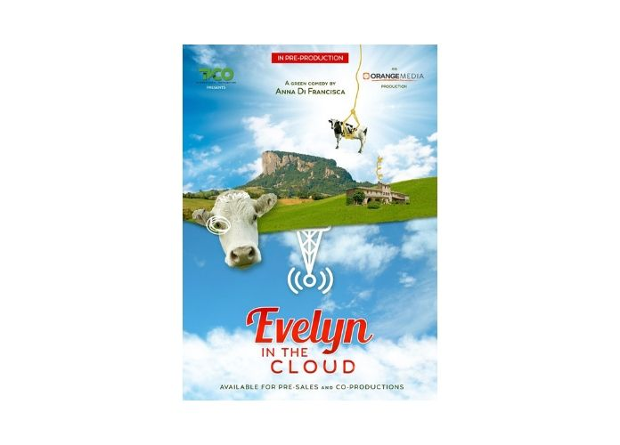 Evelyn in the cloud