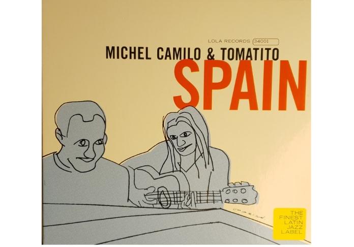 SPAIN Michel Camilo e Tomatito