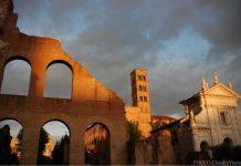 Basilica di Massenzio ph Claudia Visconti