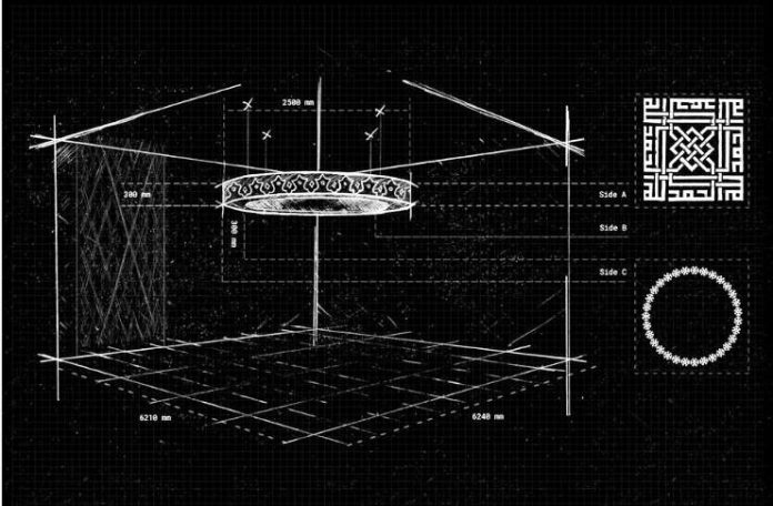 Circular Repetition, Orkhan Mammadov Padiglione Azerbaigian Biennale di Venezia 2019