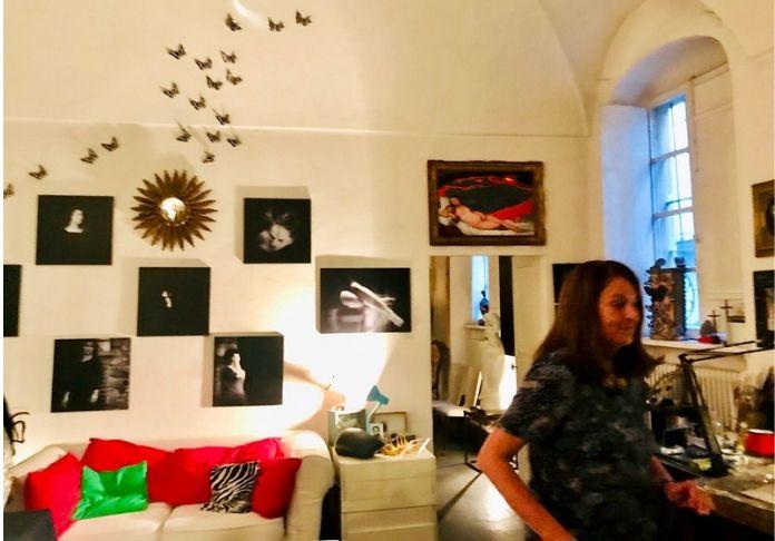 Galleria Alphacentauri di Marina Burani