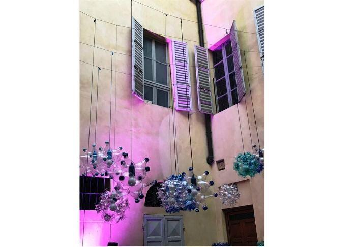 Lampade di Greta Cominotti-Spazio Manfredi