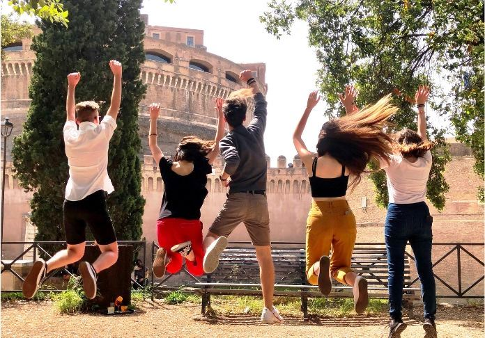 Nei giardini di Castel Sant'Angelo per Letture d'Estate 2019 tante inziative e giochi, oltre ai libri