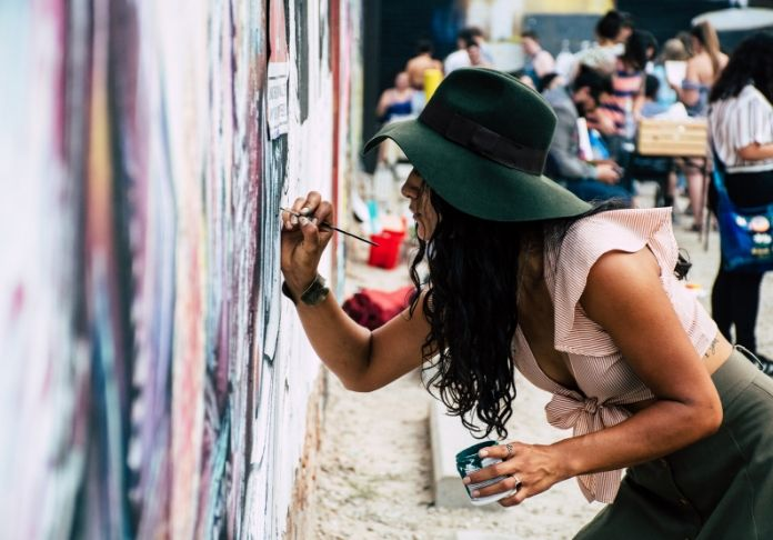 street artista