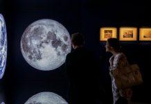"""La mostra a Torino """"Dalla terra Alla Luna"""""""