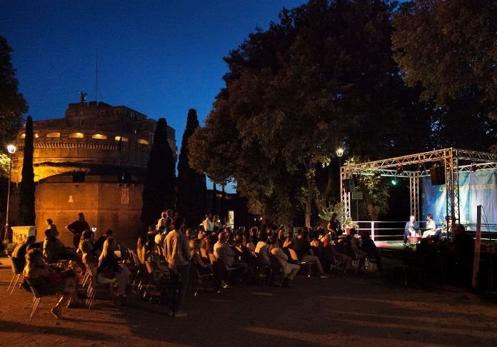 Il Palco nei Giardini di castel Sant'Angelo per Letture d'Estate 2019 in programma