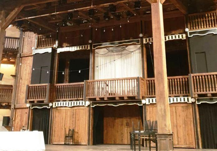 Globe Theatre Palco La Bisbetica Domata 2019 ph.Emanuela Dottorini
