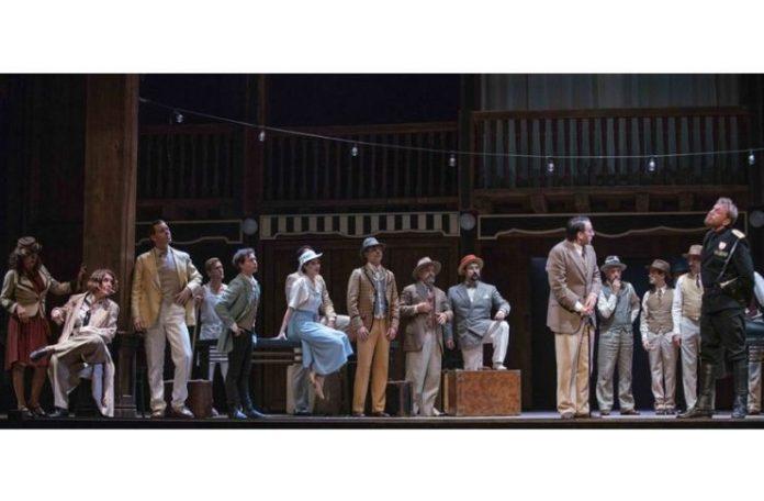 Una Bisbetica completamente domata al Globe Theatre di Roma 2019