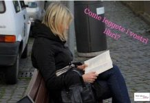Come leggiamo i nostri libri? Questa è Mycultureinblog Lettrice di strada