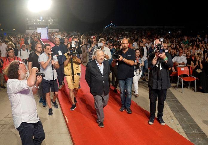 Pupi Avati al Magna Graecia Film Festival