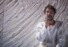 Alessandro Preziosi è Van Gogh al Teatro Vascello stagione 2019-2020 photo di Francesca Fago