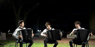 TRIO HEROES (Mario Romeo fisarmonica, Samuele Telari fisarmonica, Andrea Pennacchi fisarmonica)
