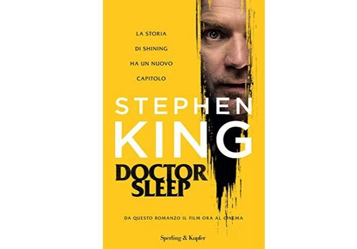 Doctor Sleep di stepeh King nuovo capitolo di Jack Torrance esce il 31 ottobre in sala