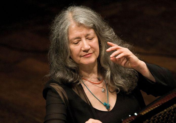 Martha Argerich suona a Roma diretta dal Maestro Antonio Pappano