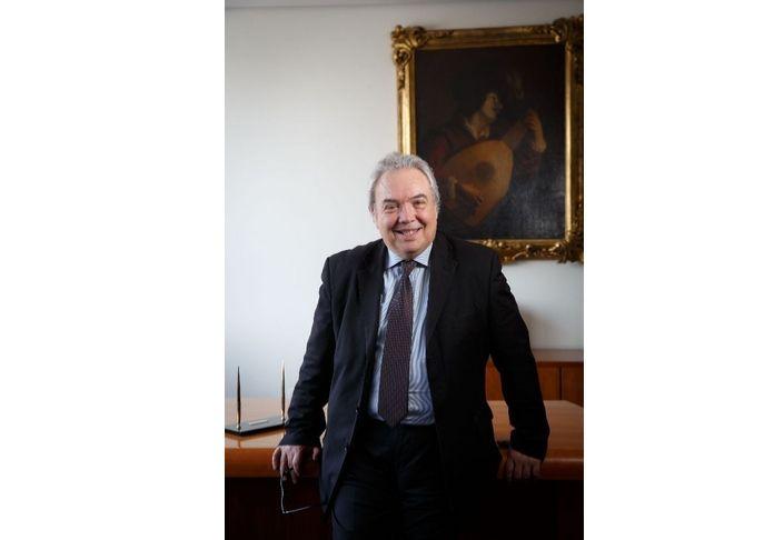 Michele Dall'Ongaro inaugura la stagione 2019-2020 di Roma Sinfonietta