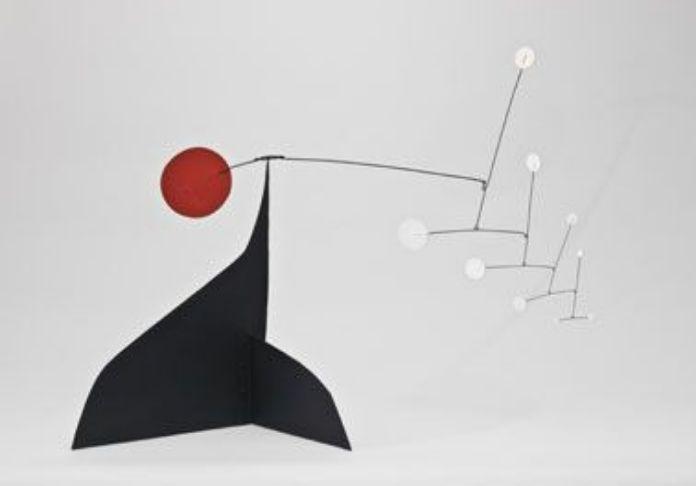 PINOCCHIO secondo Alexander Calder nella mostra Enigma Pinocchio. Da Giacometti a La Chapelle