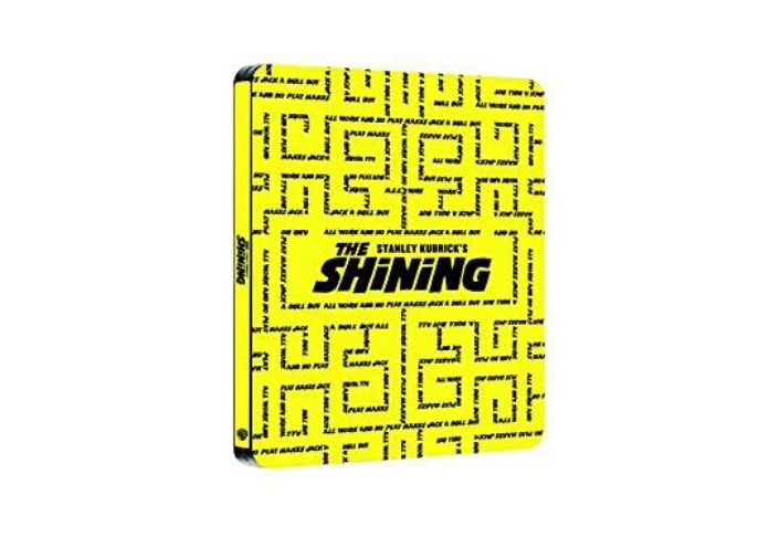 Shining Extended Edition 4K UHD + Blu-ray