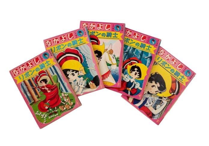 i manga sono parte degli oggetti esposti nella mostra Guerriere dal Sol Levante al Mao di Torino