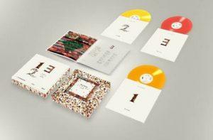 Le-Fleurs-La-trilogia-completa-di-Franco-Battiato esce in vinile colorato e in edizione limitata per festeggiare il ventennale dalla prima uscita del 1999