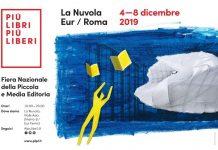 PIU' LIBRI PIU' LIBERI LA FIERA NAZIONALE DELLE PICCOLA E MEDIA EDITORIA 2019