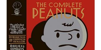 I primi Peanuts nel volume The Complete Peanuts vol I