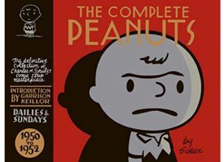 I primi Peanuts nel volume The Complete Peanuts vol I