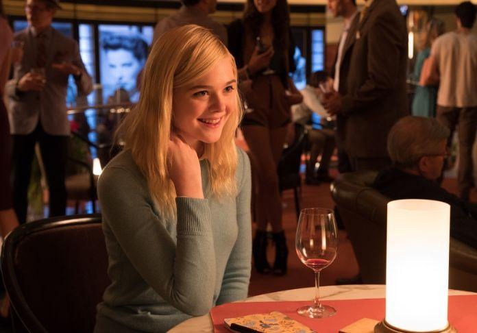 """Ashleigh (Elle Fanning) è la protagonista femminile di """"Un giorno di pioggia a New York"""""""