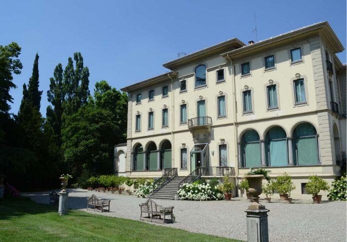 Una delle sedi per le mostre di primavera 2020 è anche la Villa dei Capolavori a Mamiano di Traversetolo che rende omaggio al suo fondatore Luigi Magnani