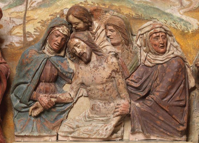 Tra le mostre di primavera 2020 a Padova c'è A nostra immagine. Scultura in terracotta del Rinascimento. Da Donatello a Riccio