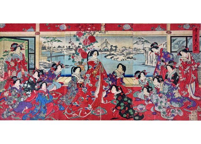 Tra le mostre di primavera 2020 a Monza c'è anche GiapponeGiappone. Terra di geisha e samurai