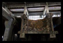 Berlin-Karlshorst, Lost Oven, 2014, Alu-Dibond, Miresi. Sguardi e Architetture