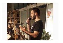 Gianluca Pavia poeta contemporaneo autore della raccolta di poesie Whiskey & soda caustica