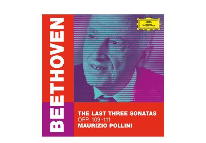Maurizio Pollini nuova incisione di Last Three Sonata opp. 109-111 di Beethoven