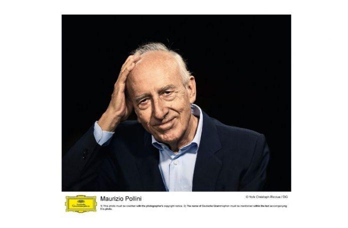 Maurizio Pollini esce con la nuova esecuzione dal vivo delle tre ultime sonate di Beethoven